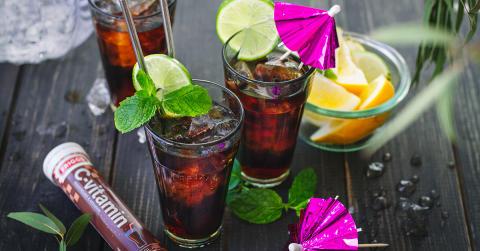 Friggs C-Vitamin Cola