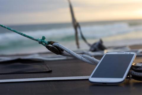 Allt fler båtägare navigerar digitalt