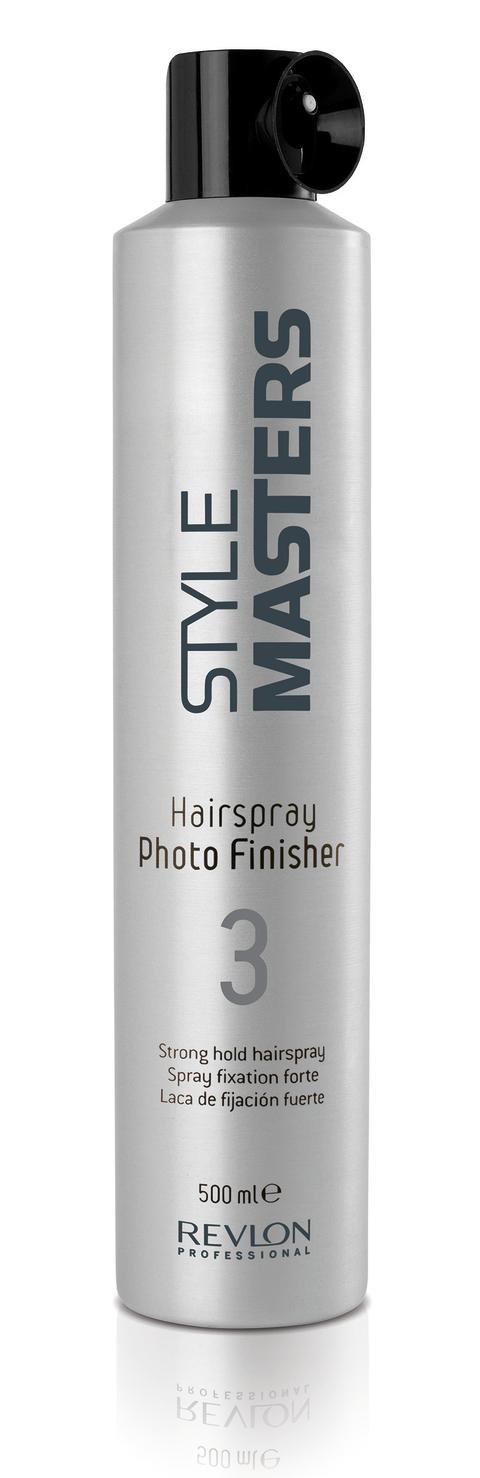 Revlon Style Masters Hairspray Photo finisher
