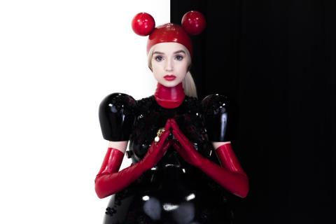 Internet fænomenet Poppy gæster DR Koncerthuset fredag 28. september