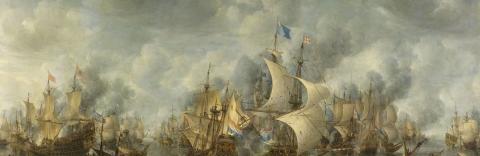 Kvinnorna i 1600–talsflottan