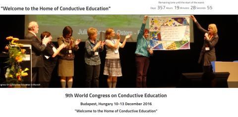 Världskongress om KP i Budapest 2016