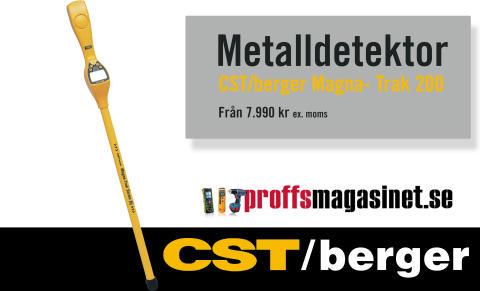 Här är den bästa metalldetektorn!