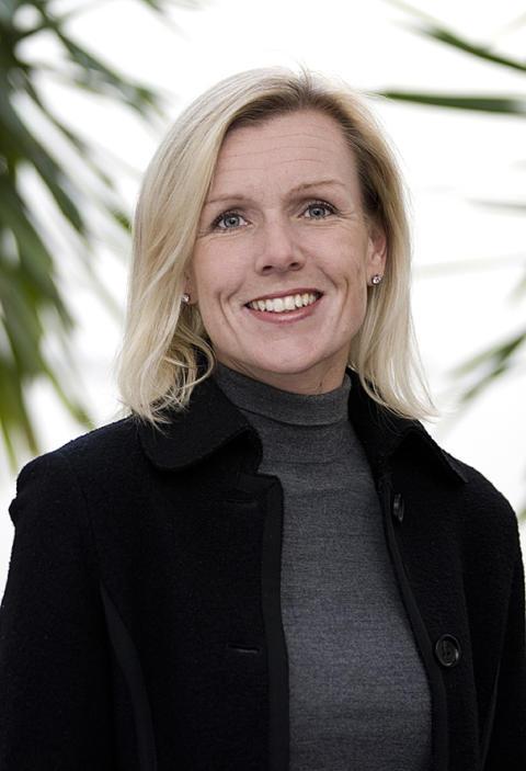 Carin Kindbom, VD och koncernchef Svenska Mässan