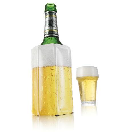 Snabbkylare till ölflaskor!