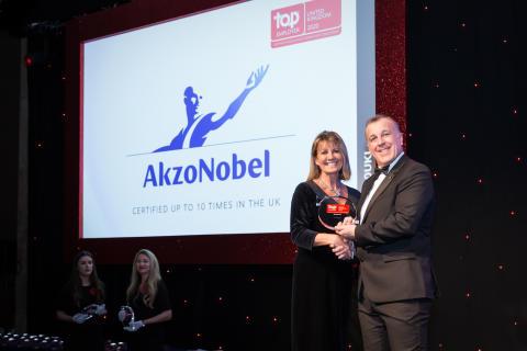 AkzoNobel Achieves Certified Top Employer UK 2020 Status
