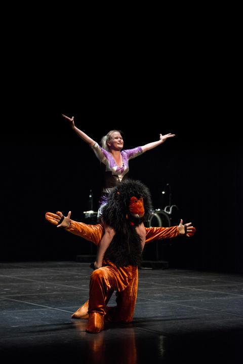 Göteborg Dans & Teater Festival på Stora Teatern