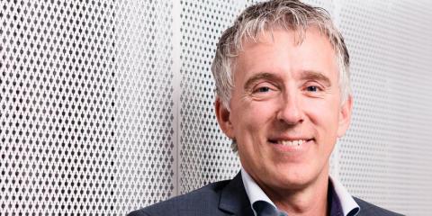 Johan Fredriksson tillträder som vd för Praktikertjänst