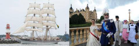 Mecklenburg-Vorpommern – en region med levande kultur och älskade traditioner