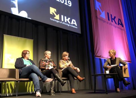 Interview med prisvinderne fra Vejle Kommune - foretaget af Cecilie Beck