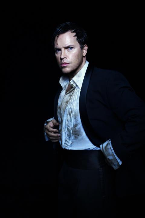 Ola Eliasson som Don Giovanni