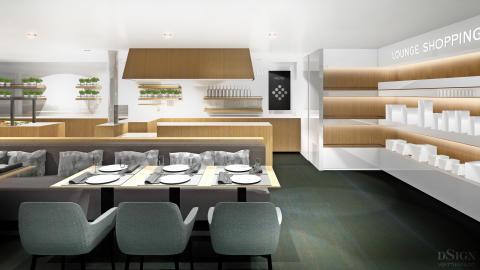 Tallink Silja Megastar| Comfort Lounge 2