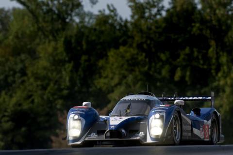 Peugeot vann Petit Le Mans och säkrade totalseger i Intercontinental Le Mans Cup