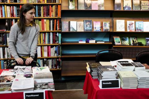 Poesimässan växer – nu också för barn och unga