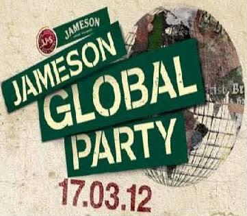 St. Patrick´s Day firandet & Jameson Irish Whiskey