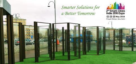 Svenska innovationer presenteras i Indien