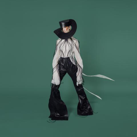 Amanda Borgfors Mészàros for ATP Atelier – Beckmans Fashion Collaboration 2018