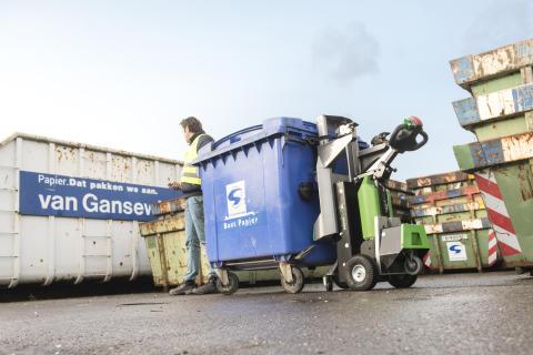 Movexx  vid avfallshantering