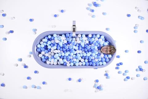 Mit völlig staubfreien Farben zum Lifestyle-Bad