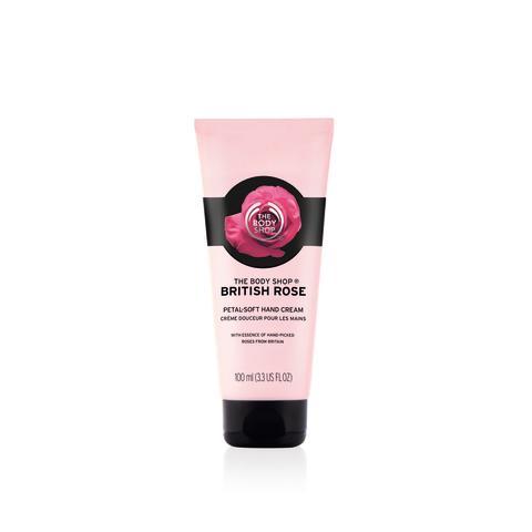 British Rose Hand Cream