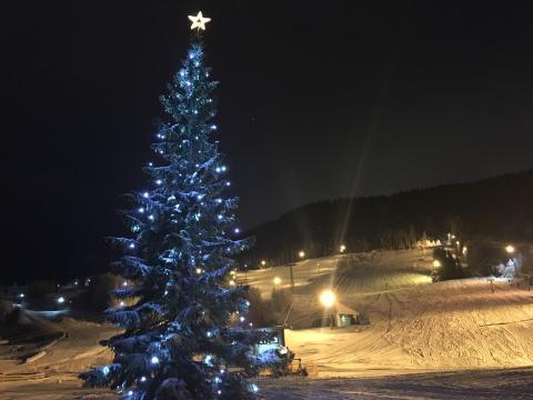 Nyårshelgen fullbokad i Branäs och Kungsberget