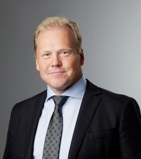 Anders Edwall, affärsenhetschef Bostad