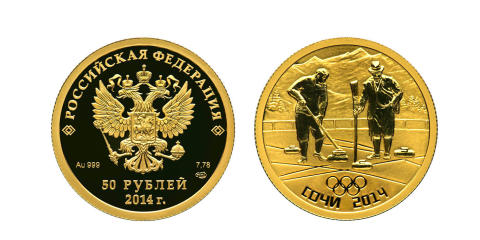 Sochi 2014 - Curling