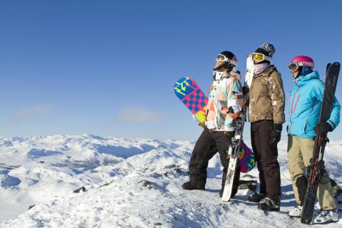 SkiStar AB: Populært med langhelg i fjellet blant nordmenn