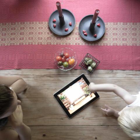 iPads i förskolan och skolan - till vilken nytta?