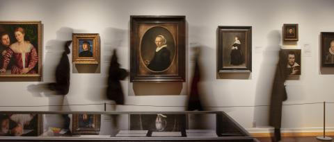 Besøgstallet stiger knap 50% på Nivaagaards Malerisamling