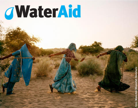 Svensk världspremiär för Water Stories – fotoutställning om den globala vattenkrisen