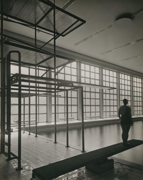 ArkDes visar unika arkitekturbilder