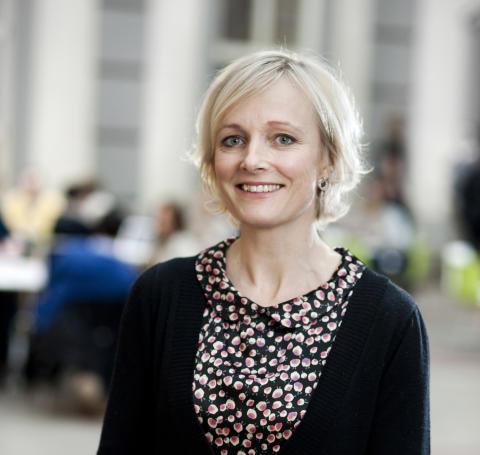 Katarina Hägg, Vice President