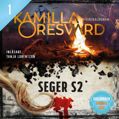 Seger S2 - En Bokfabriken originalserie av Kamilla Oresvärd