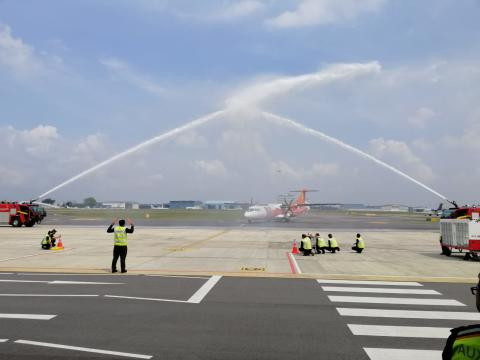 Seletar Airport welcomes Firefly