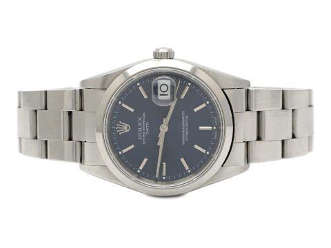 Klockor 31/5, Nr: 23, ROLEX, Oyster Perpetual, Date, Chronometer, Ref nr. 15200