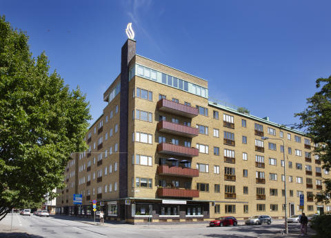 Malmgården, finalist till Stadsbyggnadspriset 2019