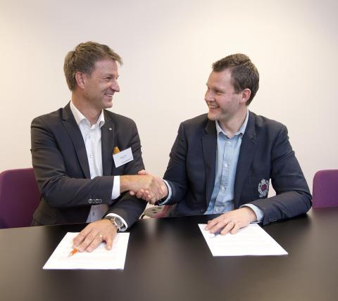Nytt samarbetsavtal i den svenska biståndssektorn: Läkarmissionen och IAS samarbetar för bättre effekt