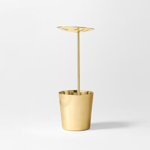 "Floor lamp ""Shadow 1"" by Harri Koskinen for Svenskt Tenn."