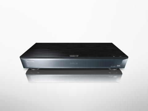 ​New Panasonic 4K Blu-ray Player Reproduces Images and Sounds Exactly as the Director Intended