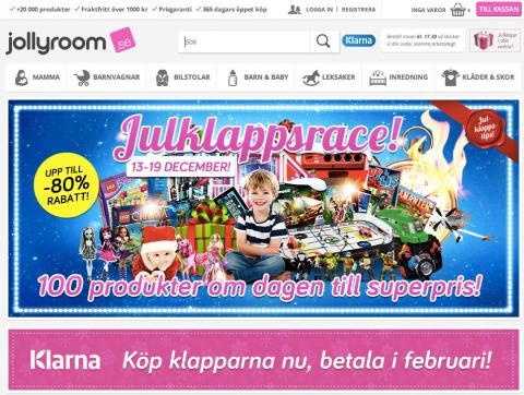 Jollyroom miljardsatsar med Litium Studio