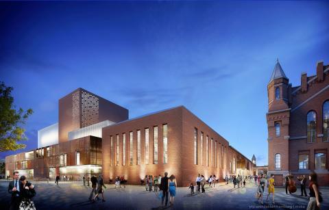 ZÜBLIN erhält offiziellen Zuschlag für Bau eines Kultur-Quartiers in Dresden