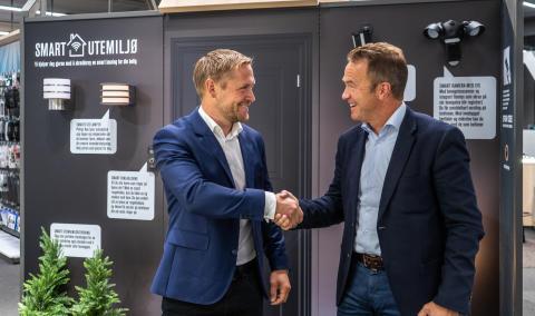 Lette verden rundt etter smarthjem-partner – fant den på Lillestrøm