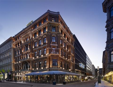 Stordalen köper finsk lyxhotellkedja