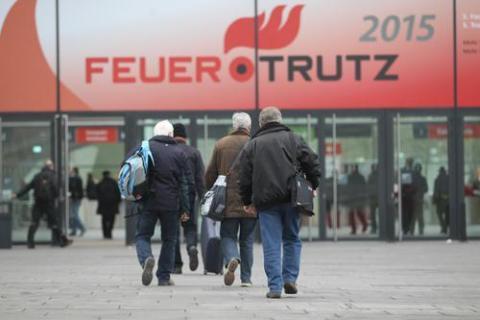 FeuerTRUTZ Messe 2016