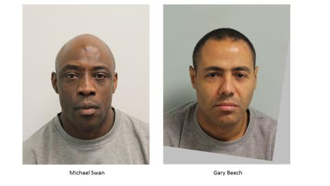 Two men jailed for the murder of Ian Tomlin