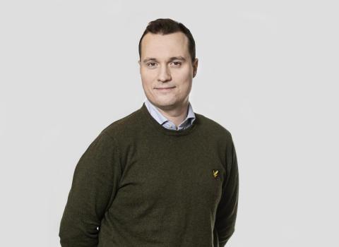 HSB Södra Norrland rekryterar Willy Runnzell som ny affärsområdeschef i Jämtland