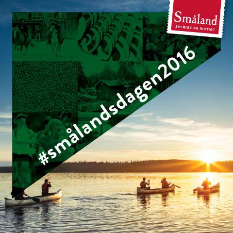 Smålandsdagen 30 november - mötesplatsen för besöksnäringen i Småland