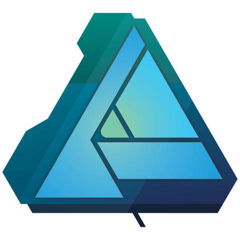 Affinity Designer icon print