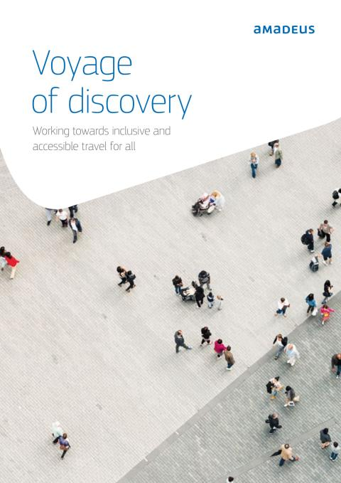 Voyage of discovery - Working towards inclusive and accessible travel for all